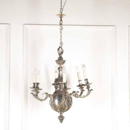 Silvered Dutch Style Chandelier LC8013788