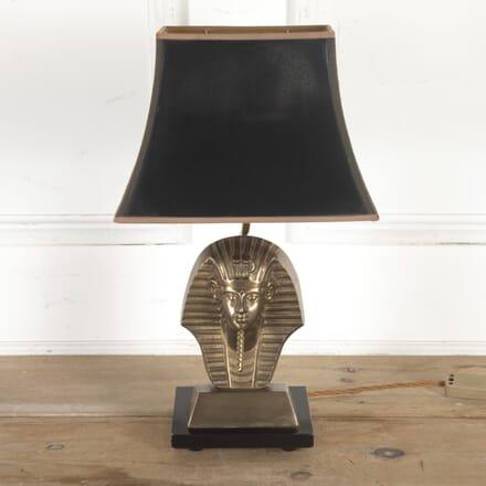Hollywood Regency Pharaoh Lamp LT8715827