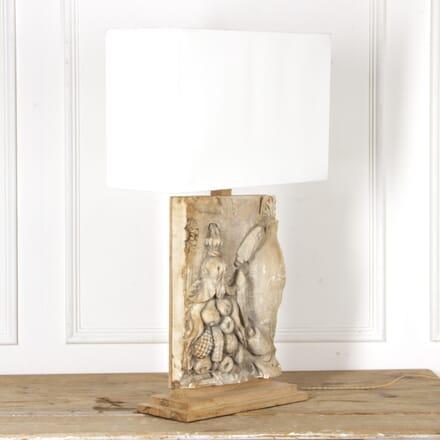 Single Stone Fragment Lamp LL6017430
