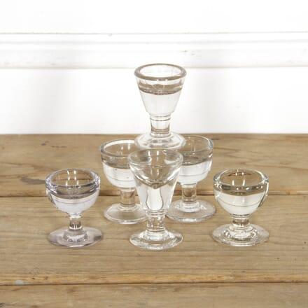 """Set of Six """"Penny Lick"""" Glasses DA1317525"""