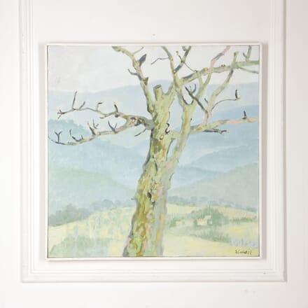 Still Life Close Up of A Tree by Susanna Linhart WD2917511
