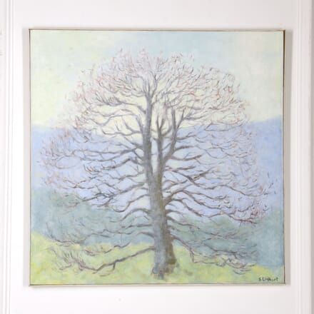Still Life of A Tree by Susanna Linhart WD2917512