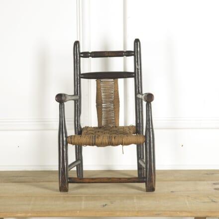Small Childs Chair DA1310014
