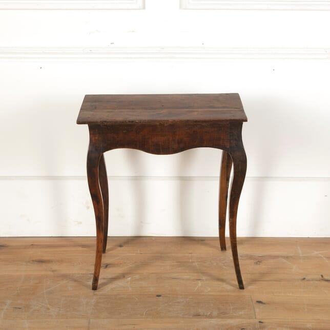 Small Early 18th Century Italian Table TC7511588