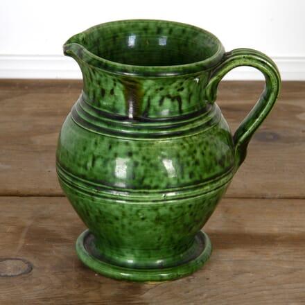 Small English Pottery Water Jug DA5917738