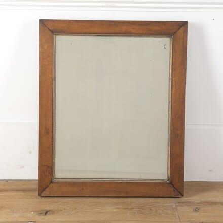 Small Georgian Mirror MI9913441