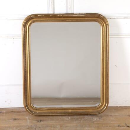 Small French Gilt Mirror MI8516512