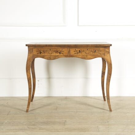 Small Inlaid Desk DB139991