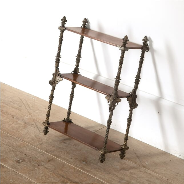 Small Neo- Gothic Revival Shelves BK1511555