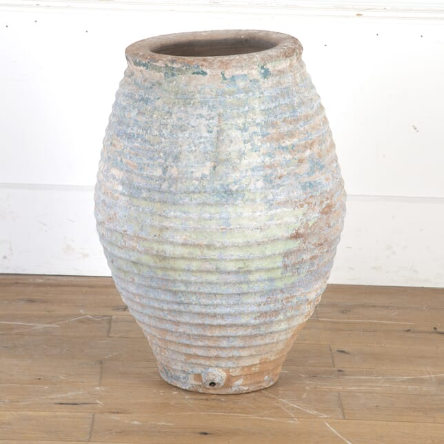 Spanish 19th Century Olive Pot GA9016097