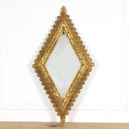 Spanish Giltwood Mirror MI4517395