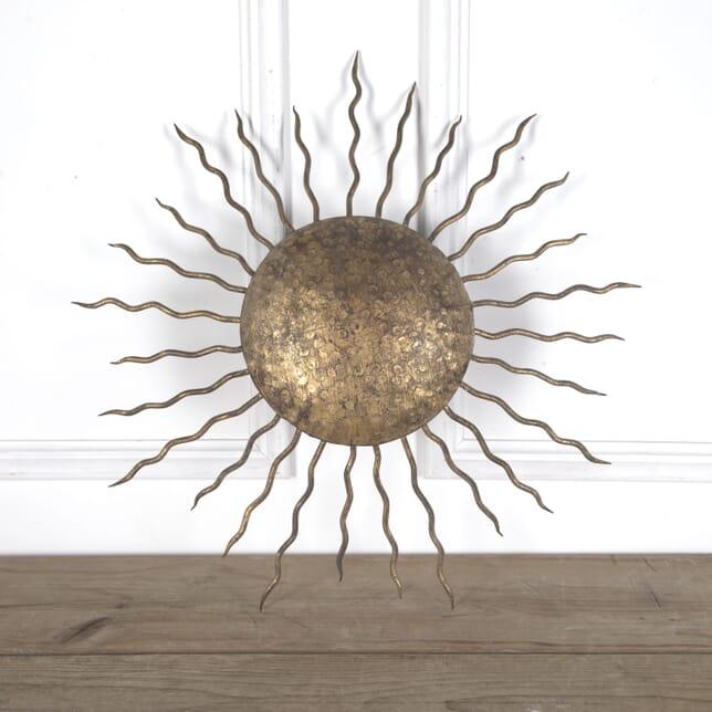 Spanish Metal Sunburst Light LW3610281