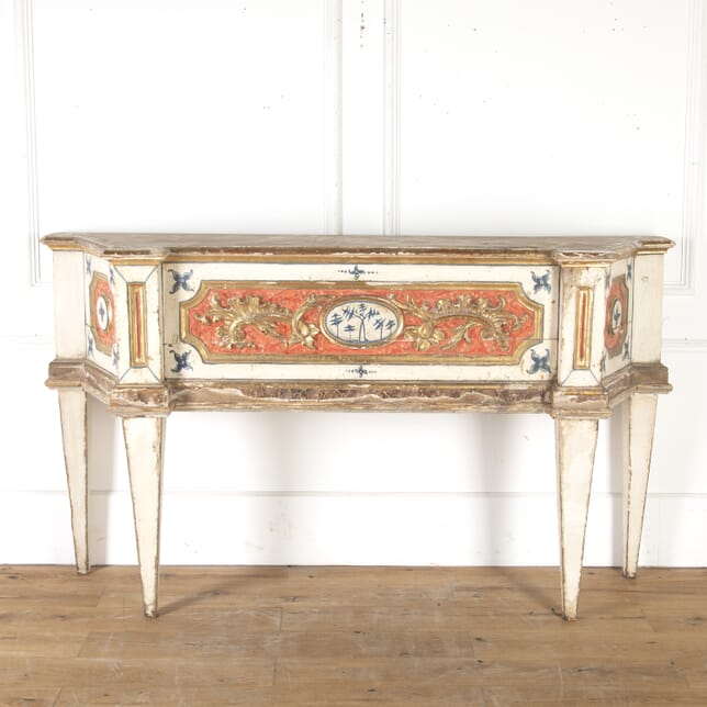 Spanish Painted Console CO7913984