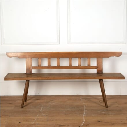 Spanish Pine Bench Settle SB4311222