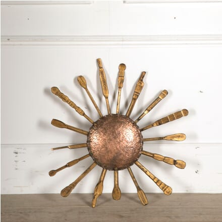 Spanish Starburst Decorative Wall Piece WD7310403