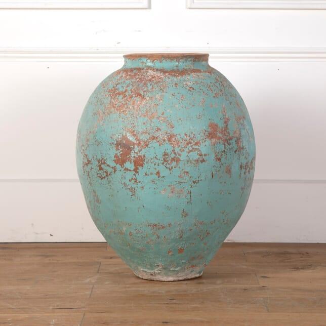 Spanish Terracotta Pot GA7311117