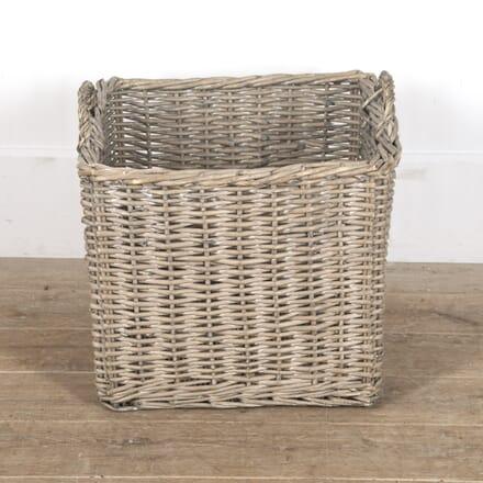 Italian Square Wicker Basket DA0215526