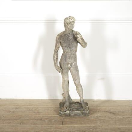 Statue of a Classical Figure GA8814836