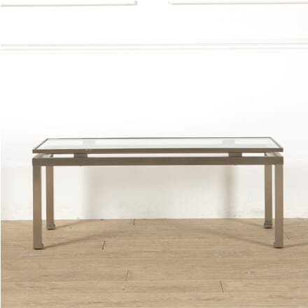 Steel Coffee Table by Guy Lefevre CT3011312