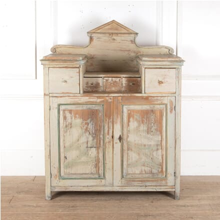 19th Century Swedish Buffet with Original Paint CC6013295
