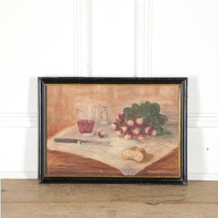 Still Life With Radishes and Wine WD1510058