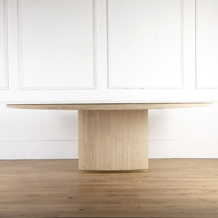 Stone Centre Table by Willy Rizzo TC8914297