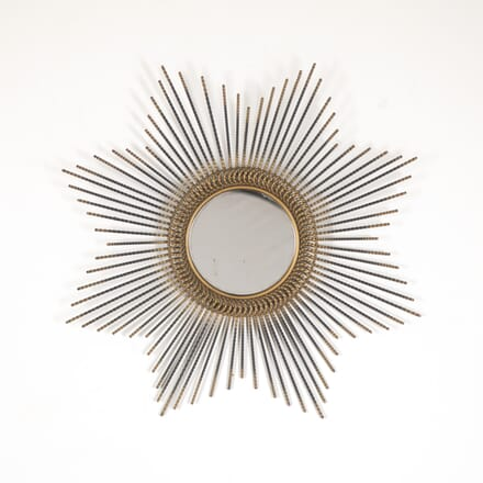 Sunburst Iron Mirror MI3013511