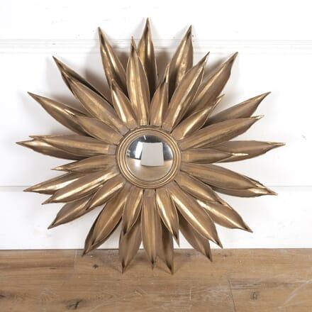 Sunflower Mirror with Convex Plate MI2014630