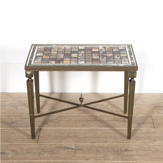 Specimen Marble Coffee Table CT0514996