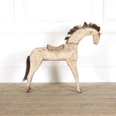 Swedish 18th Century Wooden Horse DA0213524