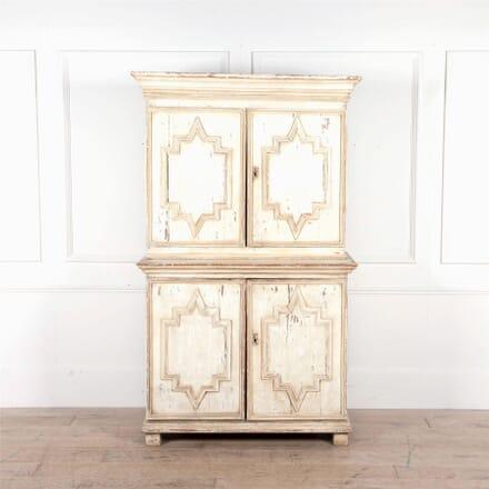 Swedish Baroque Cupboard CU0162532