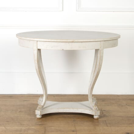 Swedish Centre Table TC9016991