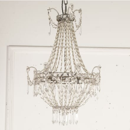 French 19th Century Chandelier LC9015932