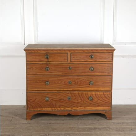 Swedish Chest of Drawers with Original Paint CC0113308