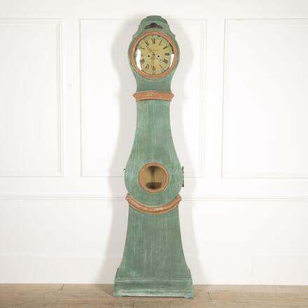 Swedish Dalarna Longcase Clock DA5114882