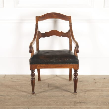 Swedish 19th Century Elbow Chair CH2014507