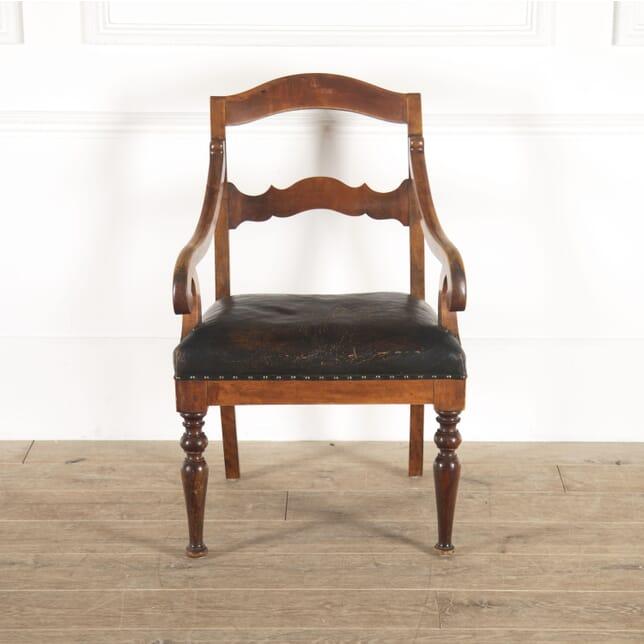 Swedish 19th Century Elbow Chair CH2014507