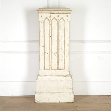 Swedish Empire Column Pedestal DA9014928