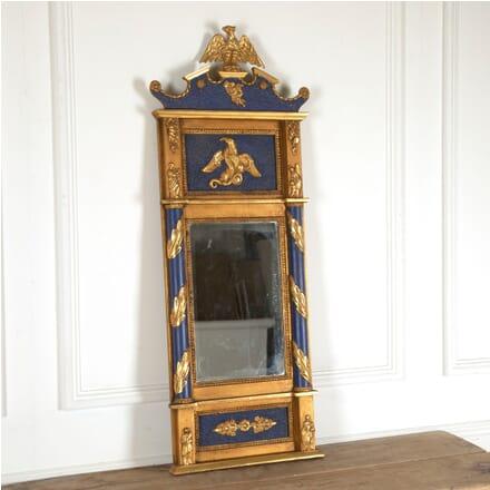 Swedish Empire Hall Mirror MI8811002