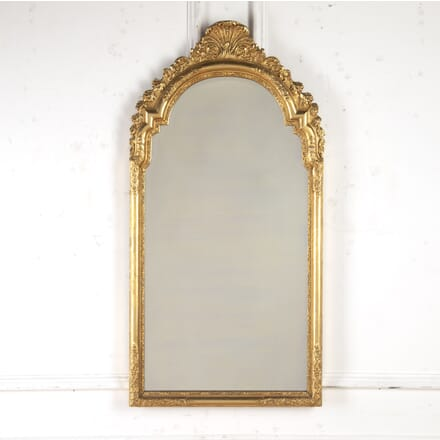 Swedish 19th Century Gilt Mirror MI4016727