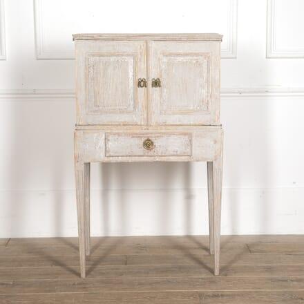 Swedish Gustavian Side Cabinet BU6016199