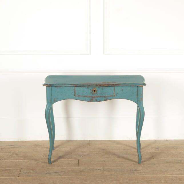 Swedish Late 19th Century Rococo Style Console Table CO8811380