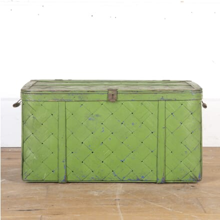 Swedish Painted Woven Trunk CB2816391