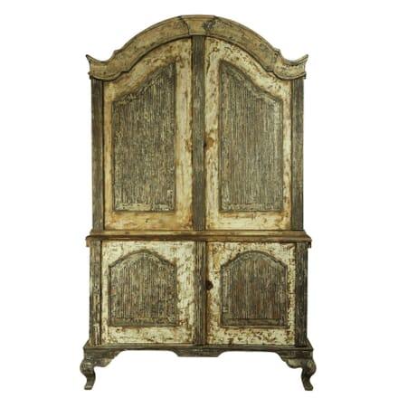 Swedish Rococo Cabinet CU110021