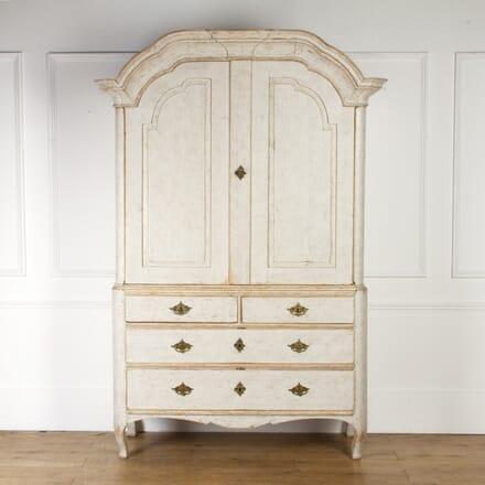 Swedish Rococo Cabinet CU9017294