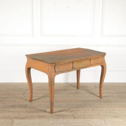 Swedish Rococo Period Writing Table CO0113311