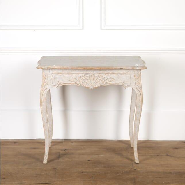Swedish Rococo Side Table CO9016803