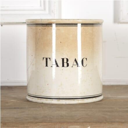 French Tabac Jar DA9014385