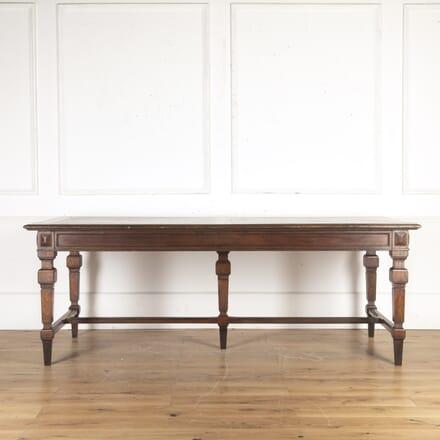 19th Century Oak Farmhouse Table TD0316424