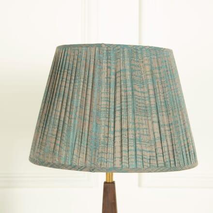 40cm Teal Splatter Lampshade LS669041